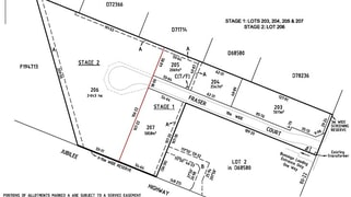 Lot 205 FRASER COURT ALLOTMENTS Mount Gambier SA 5290