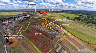 Lot 10/11 Browns Road & Lot 104/2 Ironmonger Drive Childers QLD 4660