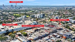 Suites  4/8 McFarlane Street Merrylands NSW 2160