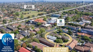 42 & 44 Lillimur Road and 7A & 9A Leila Road Ormond VIC 3204