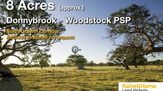 Woodstock VIC 3751