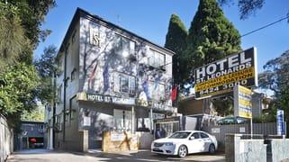 Hotel St Leonards & Greenwich Inn 196 Pacific Highway St Leonards NSW 2065