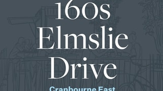 160s Elmslie Drive Cranbourne East VIC 3977