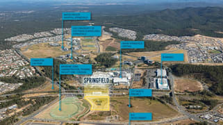 Part of Lot 64 on SP291400 / proposed Lot 1 Springfield Central QLD 4300