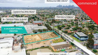 Unit 1-33/8-14 Albert Street Preston VIC 3072