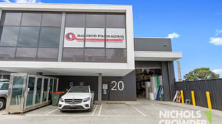 20/337 Bay Road Cheltenham VIC 3192