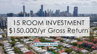 30A Princhester St West End QLD 4101
