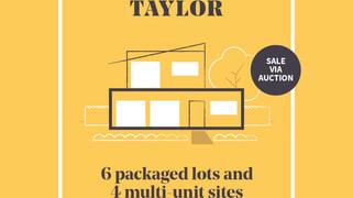 Mollie Shaw Way Taylor ACT 2913