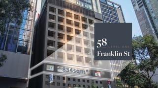 Level 1, 58 Franklin Street Melbourne VIC 3000