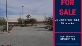 15 Chesterfield Road Mirrabooka WA 6061