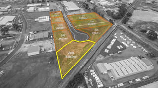 Lot 208/ FRASER COURT ALLOTMENTS Mount Gambier SA 5290
