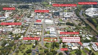 .2 Brisbane Street (7 Milford Street and 3 and 5 Limestone Street) Ipswich QLD 4305