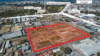 Expansive 5.81ha* mixed use development site Bowden SA 5007