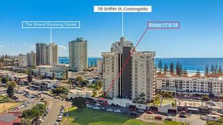 17 & 18/118-122 Griffith Street Coolangatta QLD 4225