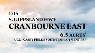 1715 South Gippsland Highway Cranbourne East VIC 3977