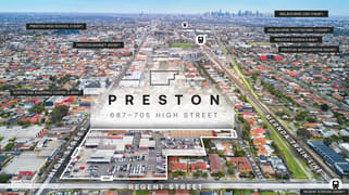 Preston Toyota/687-705 High Street Preston VIC 3072