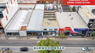 135-149 Burwood Road and 10 Lynch Street Hawthorn VIC 3122