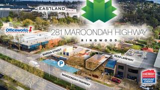281 Maroondah Highway Ringwood VIC 3134