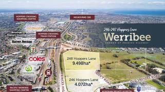 246-248 Hoppers Lane (Cnr Princes Highway) Werribee VIC 3030