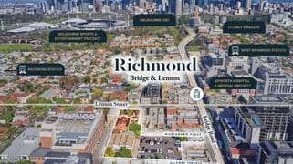 150-152 Bridge Road Lennox Street Richmond VIC 3121