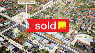 1027-1029 Doncaster Road Doncaster East VIC 3109