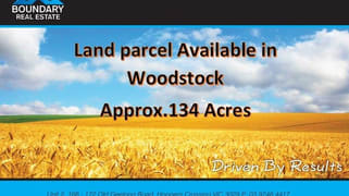 1425 Donnybrook Road Woodstock VIC 3751