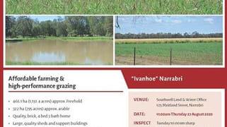Yarrie Lake Road Narrabri NSW 2390