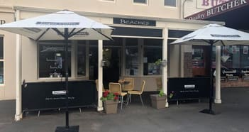 Cafe & Coffee Shop Business in Queenscliff
