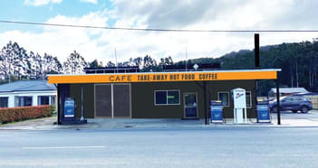 Cafe & Coffee Shop Business in Geeveston