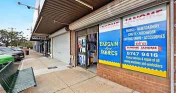 Shop & Retail Business in Melton South