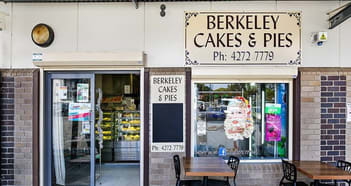Bakery Business in Berkeley