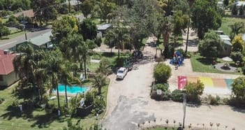 Caravan Park Business in Forbes