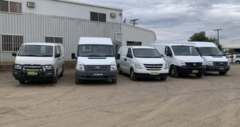 Truck Business in Narrabri