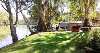 Caravan Park Business in Barham