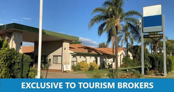 Motel Business in Tamworth