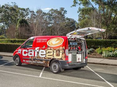 Cafe2U Mayfield franchise for sale - Image 2