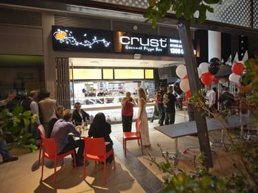 Crust Gourmet Pizza Toowoomba franchise for sale - Image 1