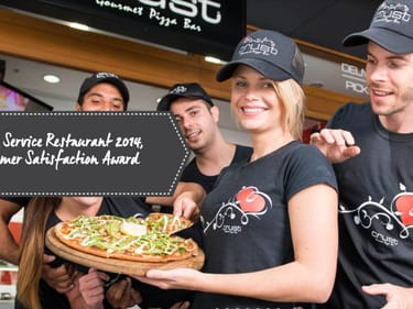 Crust Gourmet Pizza Toowoomba franchise for sale - Image 3