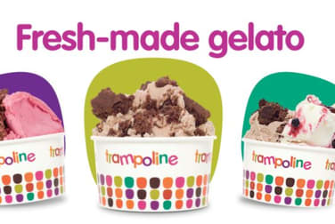Trampoline Gelato Brisbane City franchise for sale - Image 1