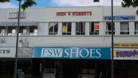 Shop  1/20 Garema Place, Canberra ACT