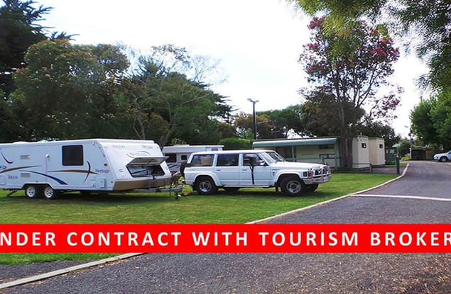 Caravan Park business for sale in Heywood - Image 1