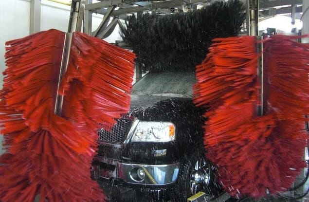 Car Wash Business In Preston
