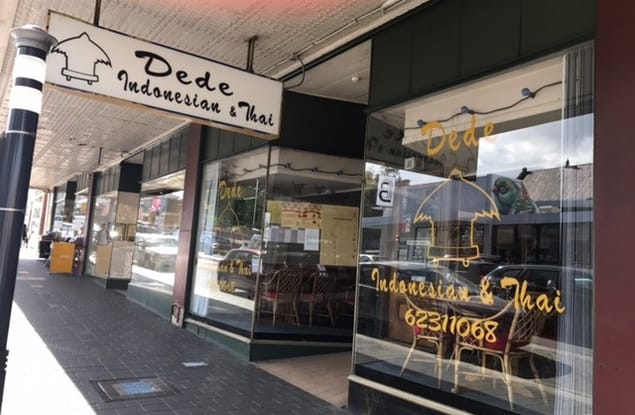 Restaurant business for sale in North Hobart - Image 1