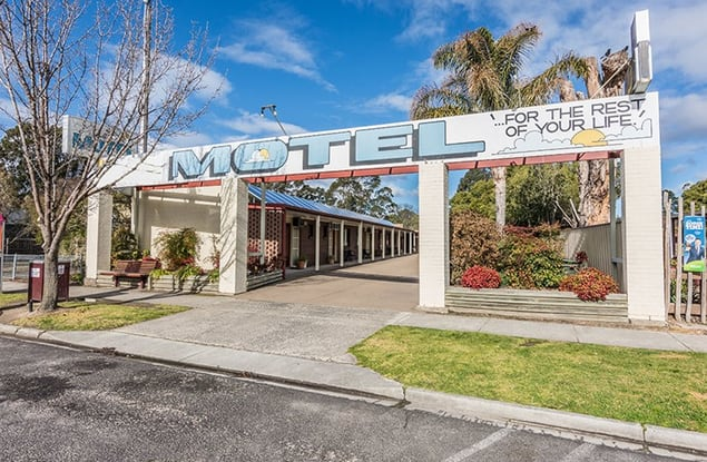 Motel business for sale in Cann River - Image 1
