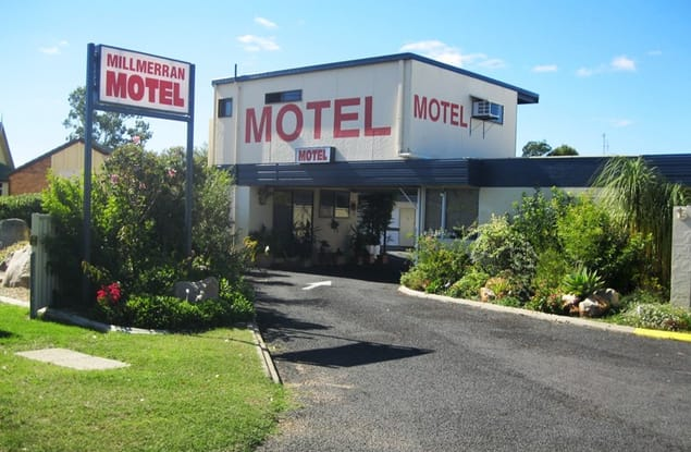Motel business for sale in Millmerran - Image 1