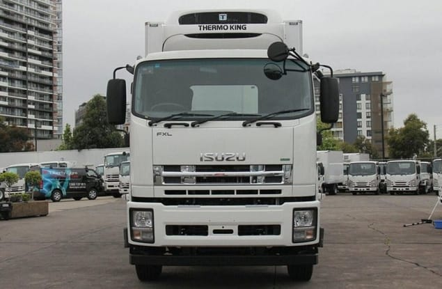 Truck business for sale in Mackay - Image 1