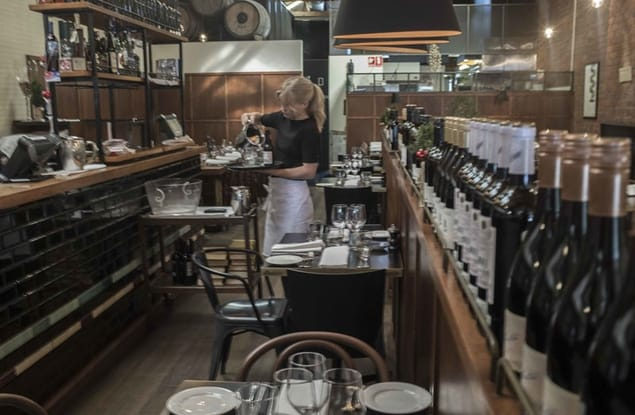 Food, Beverage & Hospitality business for sale in Port Melbourne - Image 1