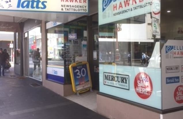 Newsagency business for sale in Hobart - Image 1