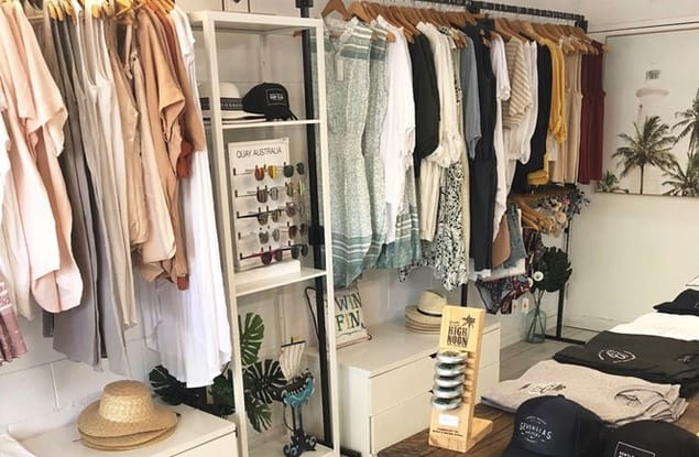 Clothing & Accessories business for sale in Noosa Heads - Image 1