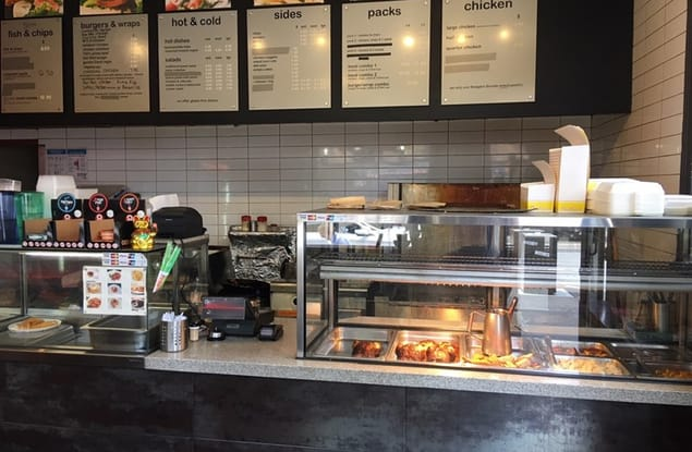 Takeaway Food business for sale in South Melbourne - Image 1